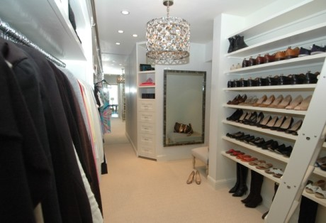 Pacific Heights Wardrobe Closet